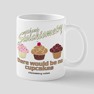 Chemistry Cupcakes Mug