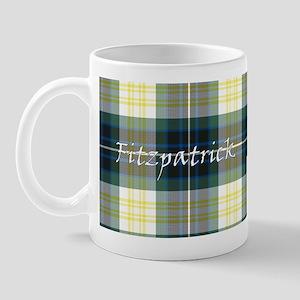 Tartan - Fitzpatrick Mug
