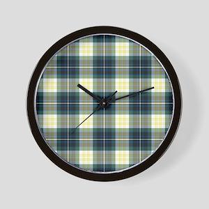 Tartan - Fitzpatrick Wall Clock
