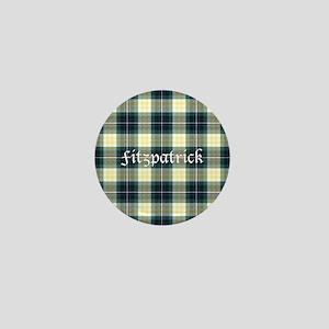 Tartan - Fitzpatrick Mini Button
