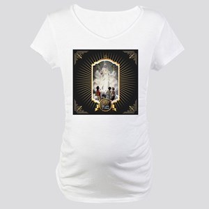 100 Years of Fatima Maternity T-Shirt