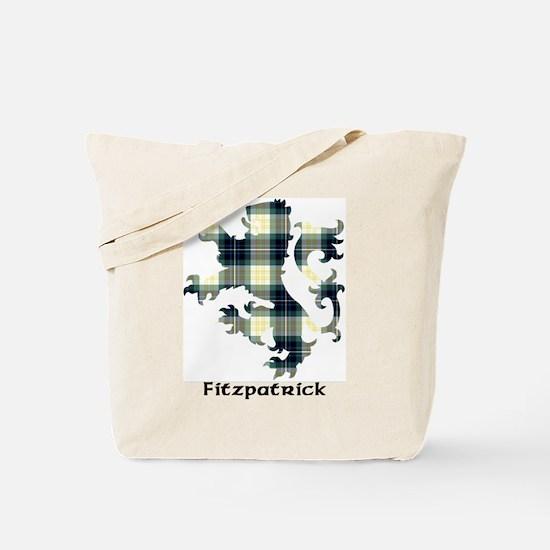 Lion - Fitzpatrick Tote Bag