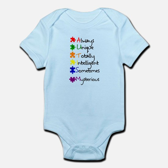 What Autism Means To Me Infant Bodysuit