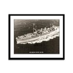 USS GRAND CANYON Framed Panel Print