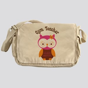 Gym Teacher Gift Messenger Bag