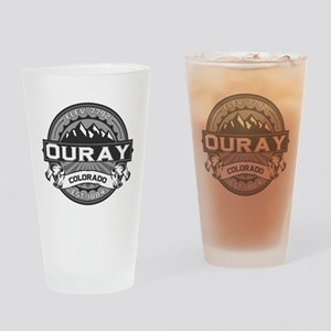 Ouray Grey Drinking Glass