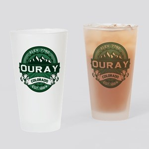 Ouray Forest Drinking Glass