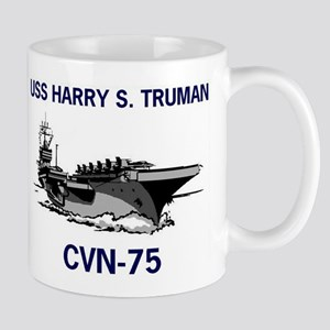USS HARRY S. TRUMAN Mug