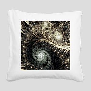 Alloy Square Canvas Pillow
