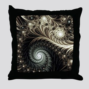 Alloy Throw Pillow