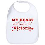 I love Victoria Bib