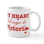I love Victoria Mug