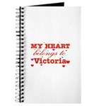 I love Victoria Journal