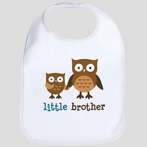 Little Brother - Mod Owl Bib