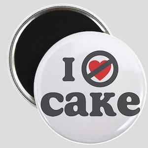 Don't Heart Cake Magnet
