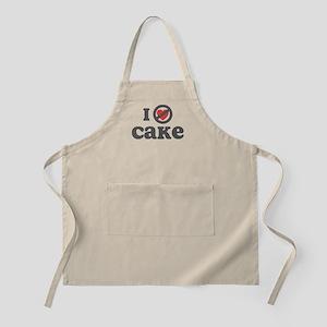 Don't Heart Cake Apron