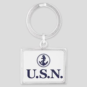USN Keychains