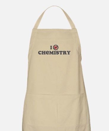Don't Heart Chemistry Apron