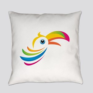 i love photography Everyday Pillow