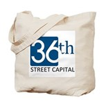 36th Street Capital Tote Bag