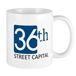 36th Street Capital Mugs
