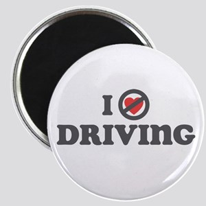 Don't Heart Driving Magnet