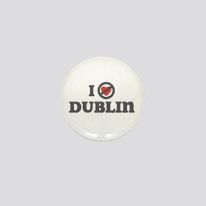 Don't Heart Dublin Mini Button