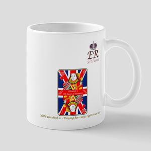 Queen of diamonds Jubilee 2012 Mug
