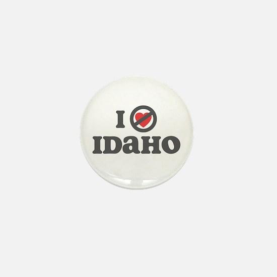 Don't Heart Idaho Mini Button