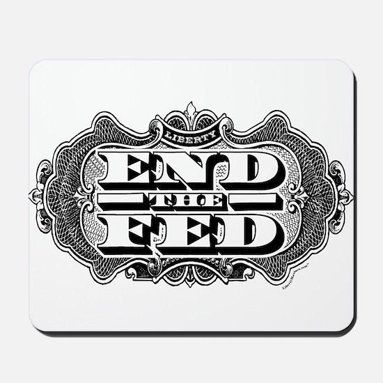 Federal Reserve Mousepad