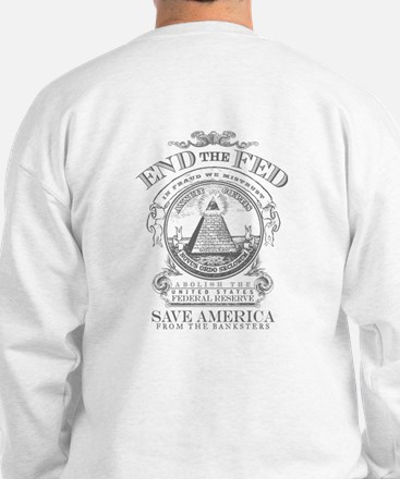 Federal Reserve Sweatshirt