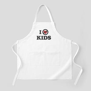 Don't Heart Kids Apron