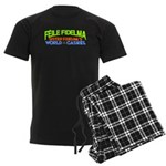 Sister Fidelma Men's Dark Pajamas