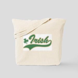 Irish Sports Logo Tote Bag