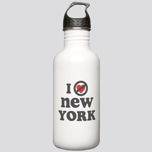 Don't Heart New York Stainless Water Bottle 1.0L