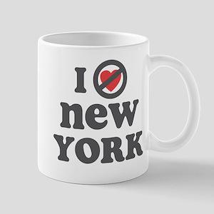 Don't Heart New York Mug