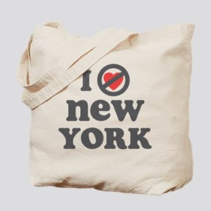 Don't Heart New York Tote Bag