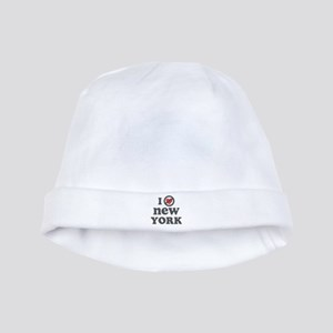 Don't Heart New York baby hat