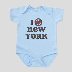 Don't Heart New York Infant Bodysuit