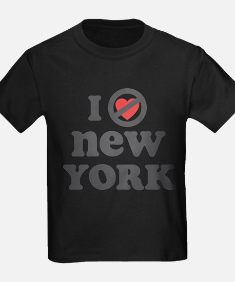 Don't Heart New York T