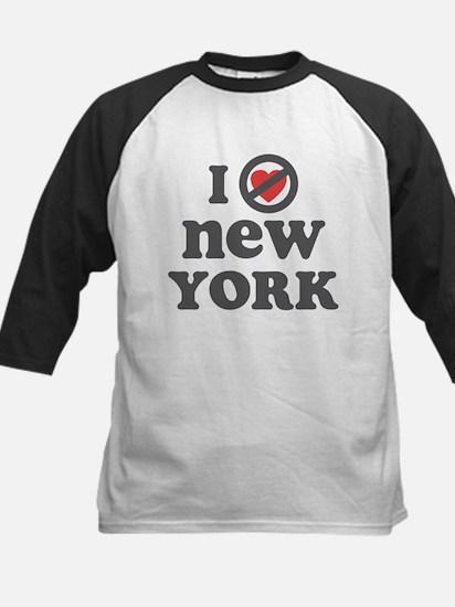 Don't Heart New York Kids Baseball Jersey
