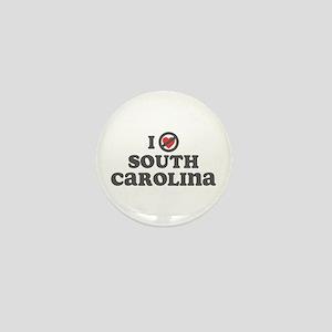 Don't Heart South Carolina Mini Button