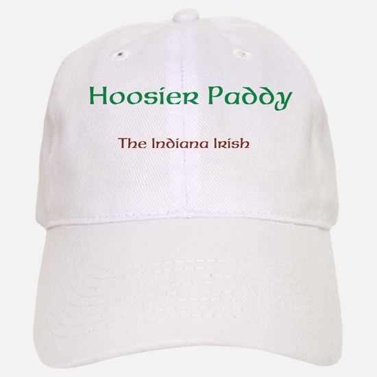 Hoosier Paddy Baseball Baseball Cap