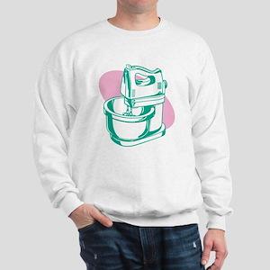 Pop Art - Green Mixer Sweatshirt
