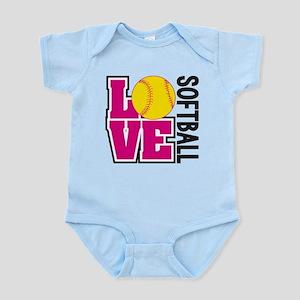 Love Softball Body Suit