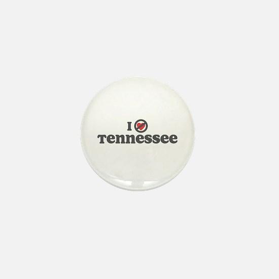 Don't Heart Tennessee Mini Button