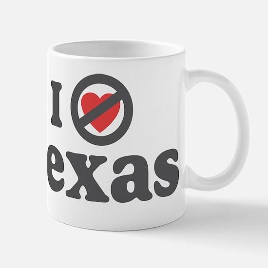 Don't Heart Texas Mug