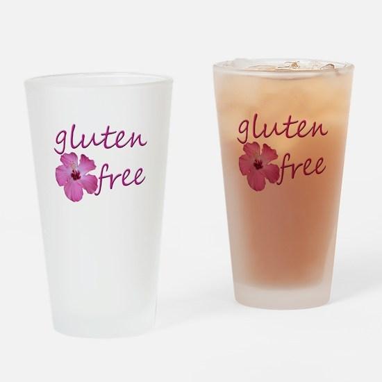 gluten-free hibiscus Drinking Glass