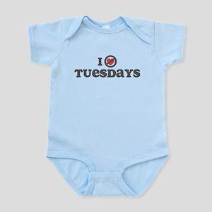 Don't Heart Tuesdays Infant Bodysuit