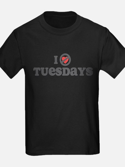 Don't Heart Tuesdays T